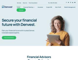 denvest.com screenshot