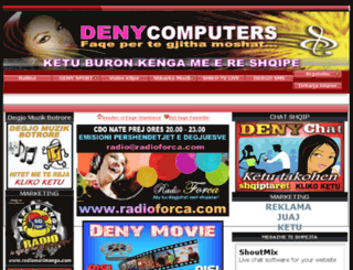 denycomputers.com screenshot