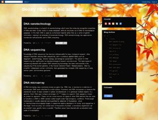 deoxyworld.blogspot.com screenshot