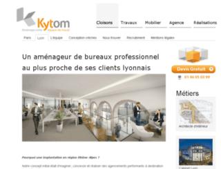 departement-architecture.fr screenshot