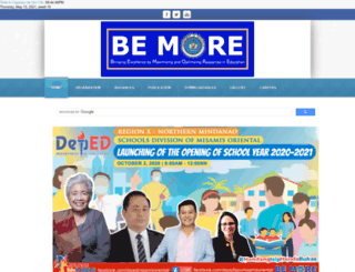 depedmisor.net screenshot