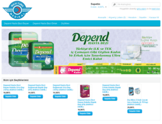 dependhastabezleri.com screenshot