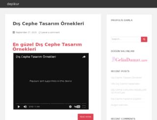 depikur.org screenshot