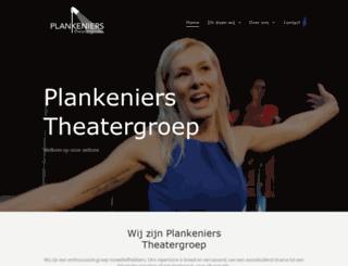 deplankeniers.nl screenshot