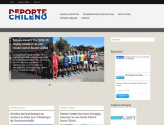 deportechileno.cl screenshot