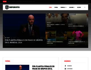 deporvito.com screenshot