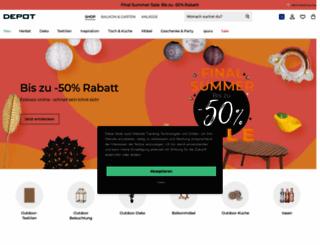 depot-online.com screenshot
