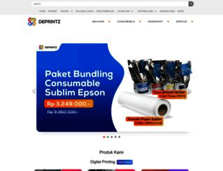 deprintz.com screenshot