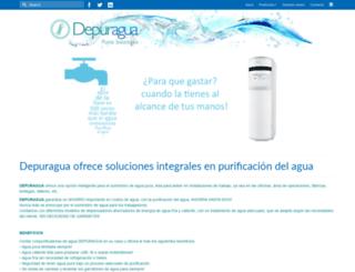 depuragua.net screenshot