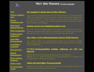 der-herr-des-hauses.de screenshot