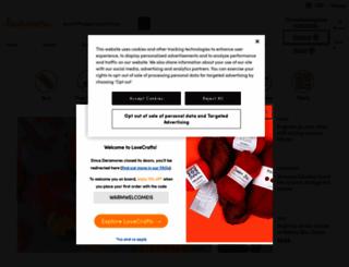 deramores.com screenshot