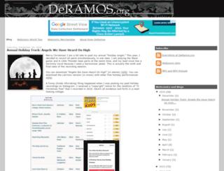 deramos.org screenshot