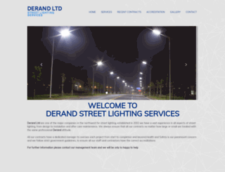 derand.co.uk screenshot