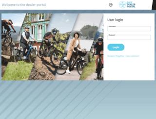 derby-cycle-dealer.com screenshot