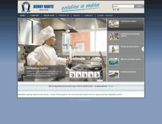 derbyruote.net screenshot