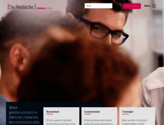 deredactie.nl screenshot