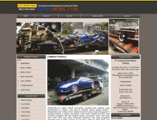 derekmobil.com screenshot