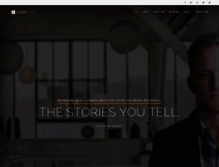 derekreece.com screenshot