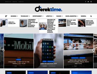 derektime.com screenshot