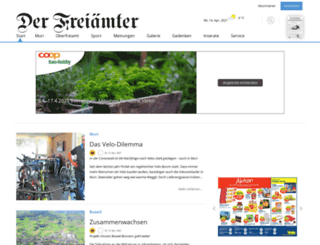 derfreiaemter.ch screenshot