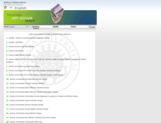 dergiler.ankara.edu.tr screenshot