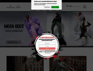 deriden.com.tr screenshot