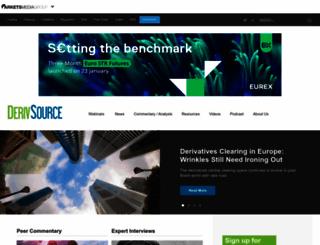 derivsource.com screenshot