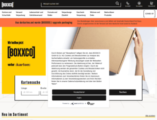 derkarton.net screenshot