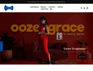 dermawear.co.in screenshot