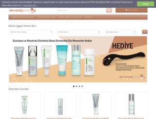 dermokozmetik.com.tr screenshot