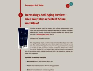 dermologyantiagingreview.wordpress.com screenshot