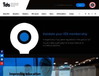 dermoscopy-ids.org screenshot