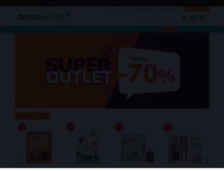 dermoventas.com screenshot