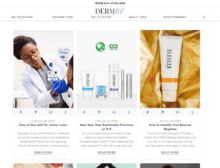 dermrf.com screenshot