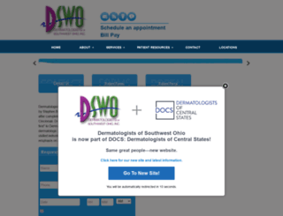 dermswohio.com screenshot