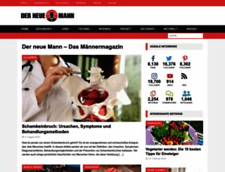 derneuemann.net screenshot