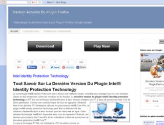derniereversionduplugin.com screenshot