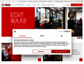 derooipannen.nl screenshot