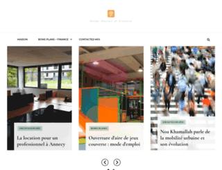 derriuspierre.com screenshot