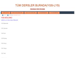 dersbizden.blogspot.com screenshot