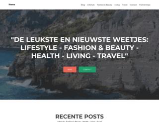 dertoeere.nl screenshot