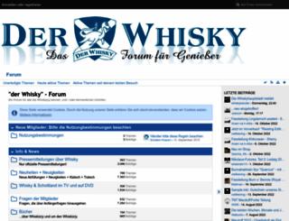 derwhisky.de screenshot