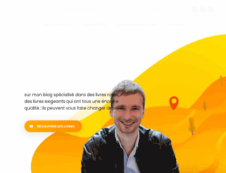 des-livres-pour-changer-de-vie.fr screenshot