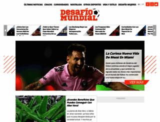 desafiomundial.com screenshot