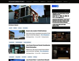 desain-rumah-ruko.blogspot.com screenshot