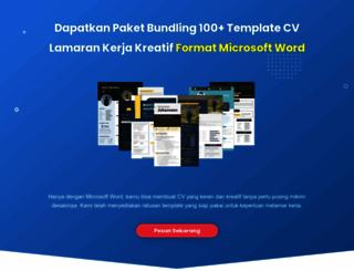 desaincv.com screenshot