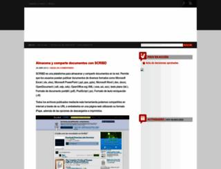 desarrollo.psuv.org.ve screenshot