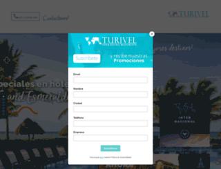 desarrollo.turivel.net screenshot
