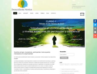 desarrollodelhombre.com screenshot