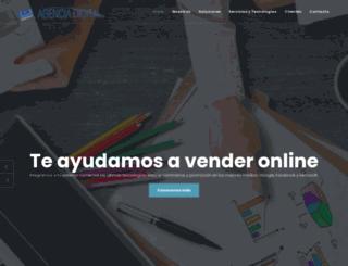 desarrollodeweb.com.ar screenshot